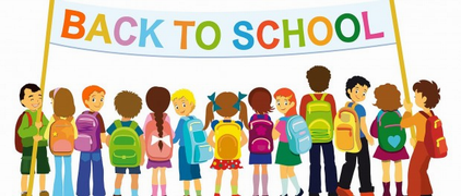 School is About to Begin!