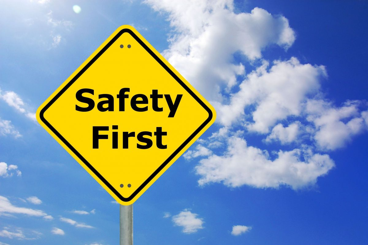 Safety Week: Sept 24th to 27th
